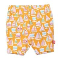 Zutano Baby Girls' Riviera Bike Shorts