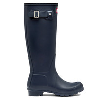Hunter Original Tall - Navy Rain Boot