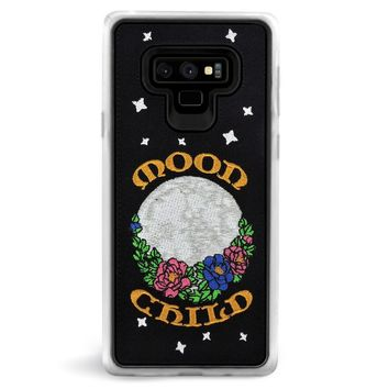 Moonchild Embroidered Samsung Galaxy Note 9 Case