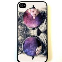 iPhone 6 Case With Galaxy Cat