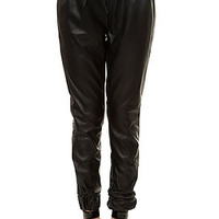 The Later Days Pant in Black