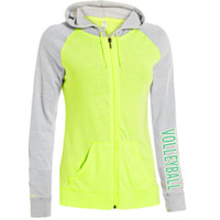 Women's Casual Clothing   Under Armour Women's Undeniable Full Zip Volleyball Hoodie
