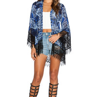 Show Me Your Mumu Alsten Kimono in Genie In A Bottle