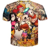 Undertale shirt 1