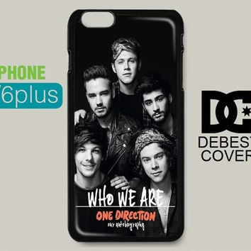 Who We Are One Direction for iPhone Cases | iPhone 4/4s, iPhone 5/5s/5c, iPhone 6/6plus/6s/6s plus