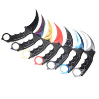 Hot ! Handmade Hunting Karambit Knife