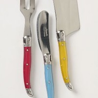 Laguiole Cheese Knife Set by Anthropologie