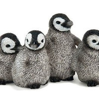 Schleich King Penguin Chicks 14618