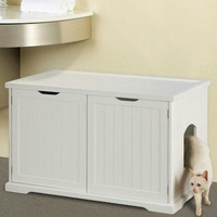 Cat Washroom Litter Box Cover
