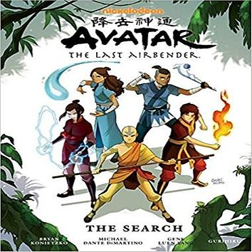 The Search ( Avatar: The Last Airbender (Dark Horse) )
