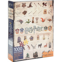 Harry Potter Icons 1000-Piece Jigsaw Puzzle