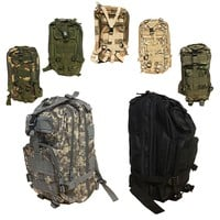 Felji 30L Military Molle Camping Backpack Tactical Hiking Travel Bag