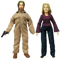 Lost Sawyer and Juliet 8-Inch Action Figures - Bif Bang Pow! - Lost - Action Figures at Entertainment Earth