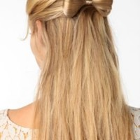 Hershesons Small Hair Bow