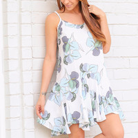 Picture Perfect Floral Dress