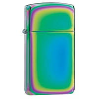Zippo 20493 Slim Spectrum Design Lighter