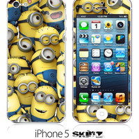 iPhone 5 NEW Despicable Me Skin FREE SHIPPING