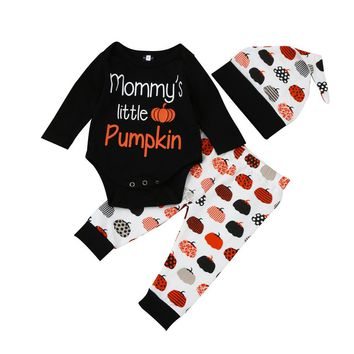 3ps Baby Clothes Halloween Costume For Baby Infant Party Clothes Newborn Jumpsuit Bebe Romper Baby Girl Clothing Halloween Gift