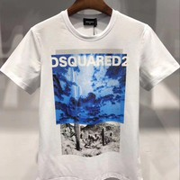 Dsquared2 T-Shirt Top Tee-13