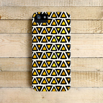 Aztec Gold Empire Phone Case for iPhone 4, 5, 5c, 6 Samsung Galaxy S3 & S4