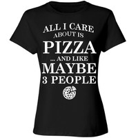 Care about is Pizza: Global