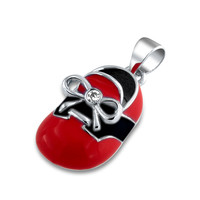 Bling Jewelry Lil Rider Red Shoe