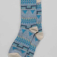 Morocco Pattern Sock
