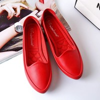new 2016 women flats shoes slip on women loafers flats comfort driving shoes zapatos mujer spring summer moccasins flat shoes