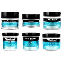 Mia Secret Acrylic Nail Powder Professional Nail System Clear