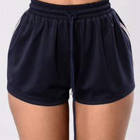 Roller Girl Shorts - Navy