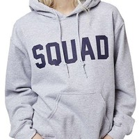 Topshop 'Squad' Pullover Hoodie | Nordstrom