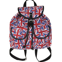 Union Jack Slouch Backpack