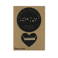 WE ARE ALL MADE OF STARS CONSTELLATION NECKLACE - PISCES