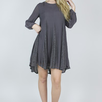 Bouncing Baby Doll Lined Dress