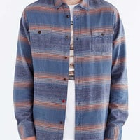 Katin Saddle Flannel Button-Down Shirt - Urban Outfitters