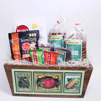 Gluten Free Salty and Sweet Basket