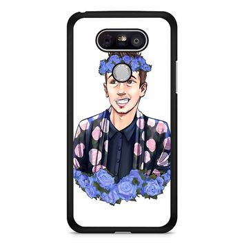 Twenty One Pilots Tyler Joseph Fan Art LG G5 Case