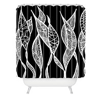 Lisa Argyropoulos Sway 2 Shower Curtain
