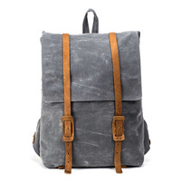 The Large Ruck | Waxed Stone