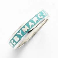 MARC BY MARC JACOBS 'Classic Marc - Tiny Dreamy' Logo Band Ring   Nordstrom