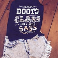 Boots Class and Sass
