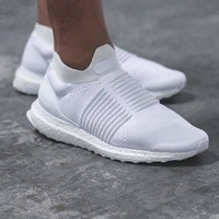 ADIDAS ULTRA BOOST LACELESS Hosiery running shoes-4