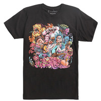 Rick And Morty Brian Allen Art T-Shirt