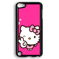 Hello Kitty Girl iPod Touch 5 Case
