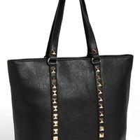 Emperia Studded Trim Tote (Juniors) (Online Only) | Nordstrom