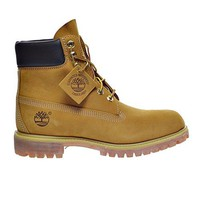Timberland 6 Inch Premium Men's Boots Wheat Nubuck tb010061  timberland boots for men