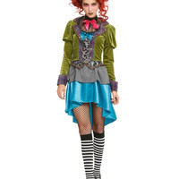 Alice Mad Hatter Costume