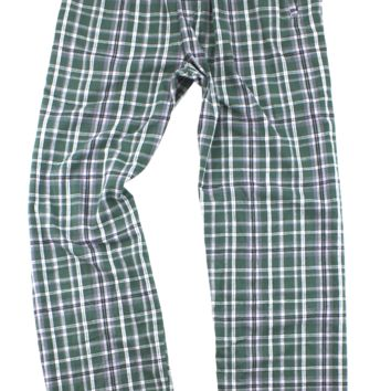 Boxercraft Green and Black Flannel Pant