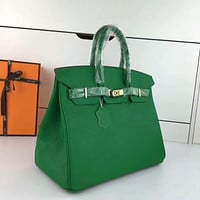 2020 New Office hermes h Women Leather Monogram Handbag Neverfull Bags Tote Shoulder Bag Wallet Purse Bumbag satchels buket Discount Cheap Bags Best Quality