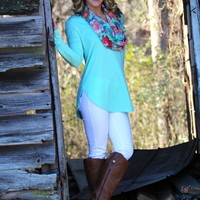 Safe And Sound Mint | Outfits | Monday Dress Boutique